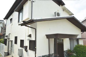 代々受け継いだ大切な家の塗り替え
