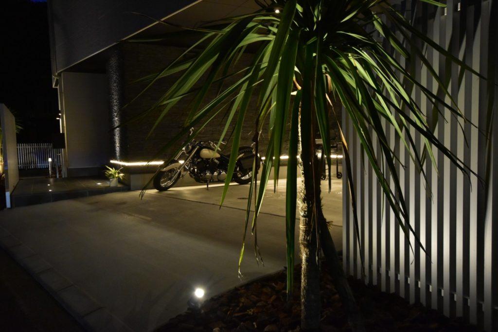 THEリゾートな五感の庭  ~ライティングバージョン~