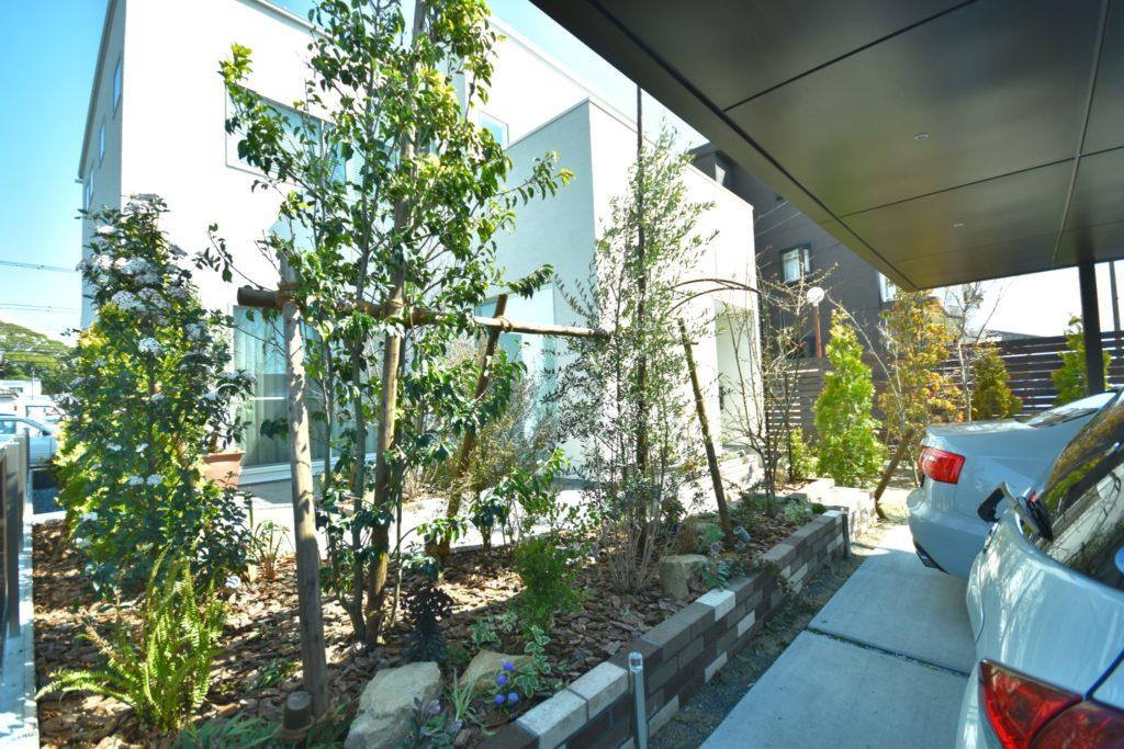 オープンガーデン 五感の庭