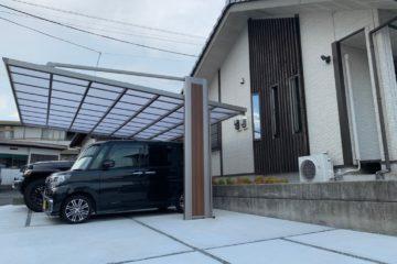 駐車スペースガーデン