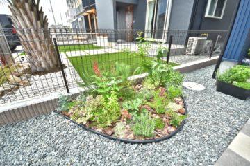 バーベキューのできるお庭🍖